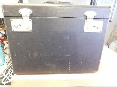 Vintage Original Singer Featherweight Sewing Machine Case Only