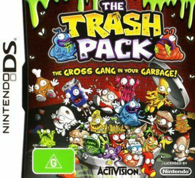 The Trash Pack DS Game USED