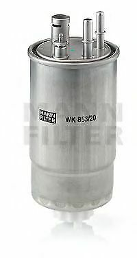 Fuel Filter WK853/20 Mann 77363804 1578143 1542785 Genuine Quality Replacement