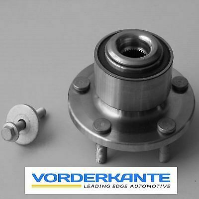 Wheel Bearing Kit VWK281 Vorderkante 1336139 Genuine Top Quality Replacement New
