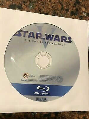 Star Wars Complete Saga Disc 5 Empire Strikes Back Replacement Disc Blu-Ray