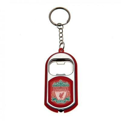 Liverpool FC Key Ring Torch Bottle Opener (TA700)