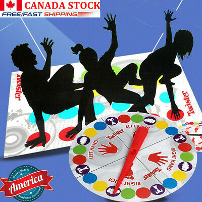 Classic Funny Family Moves Board Game Children Friend Body Games 2020