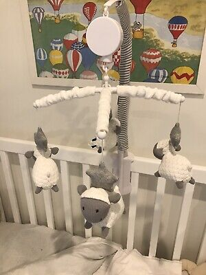 Musical Cot Mobile As New From Baby Bunting