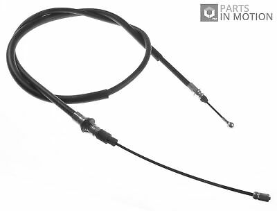 VAUXHALL MOVANO A 1.9D Handbrake Cable Rear Left or Right 00 to 10 Hand Brake