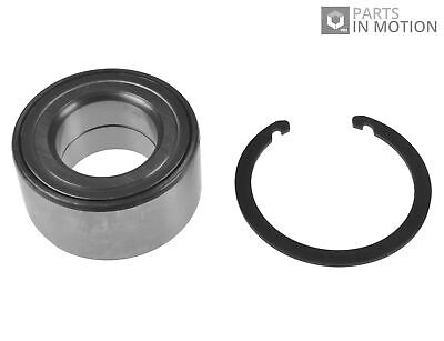 Wheel Bearing Kit fits MITSUBISHI SHOGUN 2.0 Front Left or Right 00 to 07 ADL