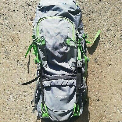 Large Rucksack 65l | DofE Camping Hiking Backing Travelling | Good Condition
