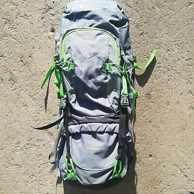 Large Rucksack 65l | DofE Camping Hiking Backing Travelling | FREE P&P