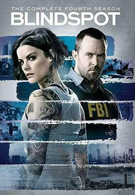 Blindspot: The Complete Fourth Season  DVD 2020 BRAND NEW FAST SHIPPING