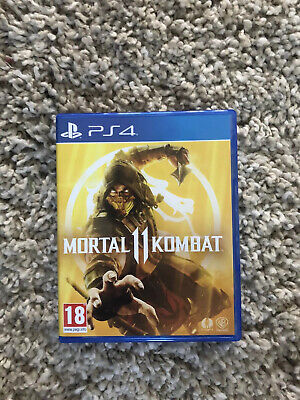Mortal Kombat 11 PS4 PlayStation 4 Game