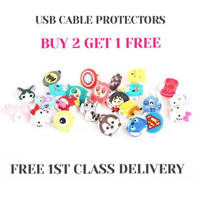 USB cable protector lead wire saver protection for iphone or samsung andriod