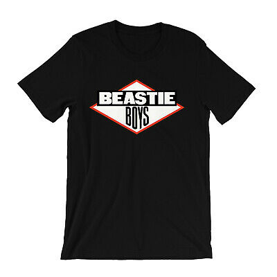 Beastie Boys color logo T Shirt - Classic Hip Hop - Old School - License To ILL