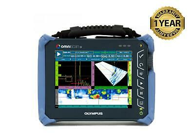 Olympus Panametrics OmniScan SX PA 16:64 Ultrasonic Flaw Detector Phased Array