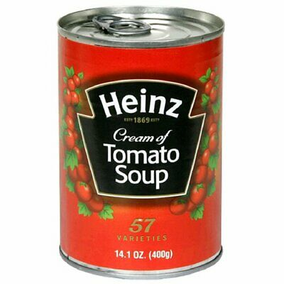 Heinz Tomato Soup 400g Pack of 2