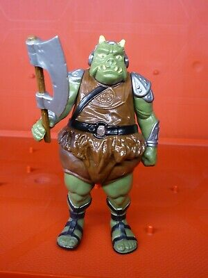Vintage 1983 Star Wars Kenner Gamorrean Guard Hong Kong Complete rotj