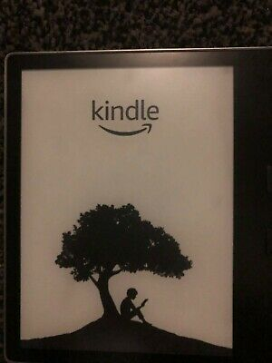 Amazon Kindle Oasis (9th Generation) 8GB, Wi-Fi, 7in - Graphite