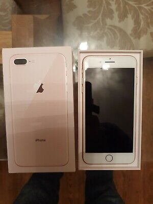 Apple iPhone 8 Plus + - 64GB - Gold (EE) A1897 (GSM) *Brand New* See Description
