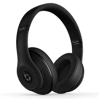 Beats By Dre Dr. Dre Studio Wireless Over-Ear Headphone (Matte Black)