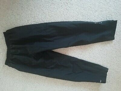 Kids Sprayway waterproof trousers, age 14-15, good condition, great for D of E