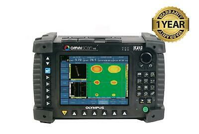 Olympus Panametrics OmniScan MX 16:128 Ultrasonic Phased Array PA Flaw Detector