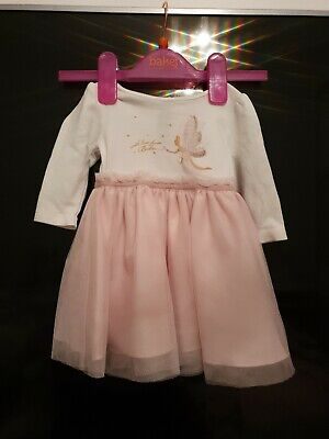 Baby Girls Ted Baker Dress Age 3-6 Months
