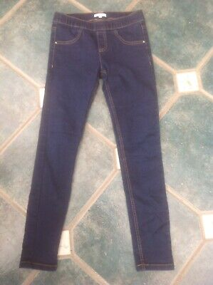 Blue Zoo Age 11 Denim Jeggings Jeans Debenhams Please Read
