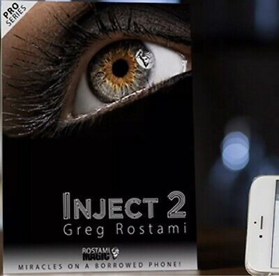 Inject 2 System (In App Instructions) by Greg Rostami - Magic Tricks