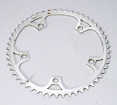 CAMPAGNOLO VICTORY TRIOMPHE 52T CHAINRING 116 BCD NOS ITALY ROAD STEEL FRAME