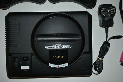Sega Megadrive Flashback HD 2017 Console with 85 Games Included, Free Shipping