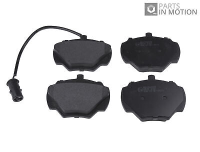 LAND ROVER DEFENDER L317 2.4D Brake Pads Set Rear 07 to 16 With ABS 445133RMP