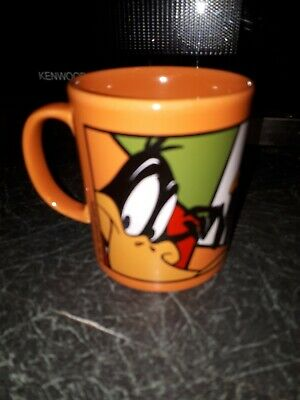 Vintage 1997 Warner Bros Daffy Duck Looney Toons Mug by Staffordshire Tableware