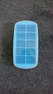 Silicone Weaning Baby Food Freezer Tray 10 Pots Storage Container with Lid