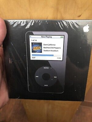 Apple iPod classic 5th Generation 30GB - Black Factory Sealed NIB