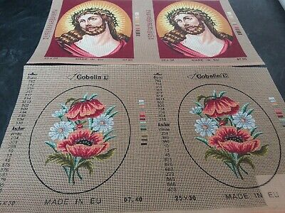 Gobelin Tapestry Canvas x 4 07 40 / 07 65
