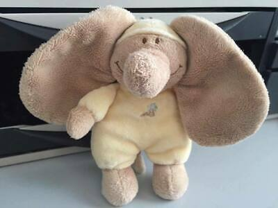👶NOUKIE'S peluche/doudou COLLECTION Éléphant👶