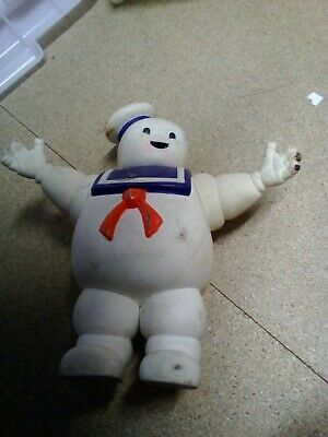 Original Ghostbusters Stay Puft Marshmallow Man Figure Columbia Pictures 1984 b3