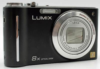 Panasonic Lumix DMC- ZX1 schwarz -12,1 MP - Leica 8x Zoom - Digitalkamera