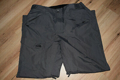 North Face Hyvent Men's Insulated Ski Pants- Dark Gray, Size XXL