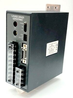 Vexta UDK5107NW2   5 Phase Driver  Excellent Condition