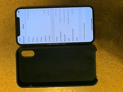 Apple iPhone X - 64GB - Space Gray - (AT&T) - A1901 (GSM) - WORKS GREAT*