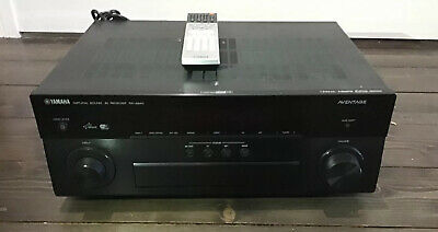 YAMAHA 7.2 CHANNEL A/V STEREO RECIEVER / AMPLIFIER - RX-A840 With Remote