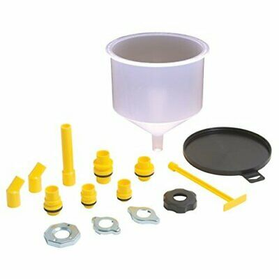 Lisle 24680 Spill-Free Funnel with 45 deg. Elbow Fits Ford Applications