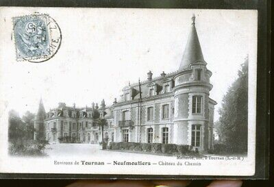 Neufmoutiers Chateau