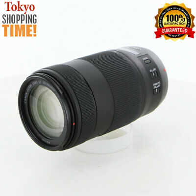 Canon EF 70-300mm F/4-5.6 IS II USM Lens from Japan