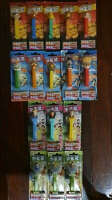Pez Dispensers - Disney Collection - still in packaging! 16 Dispensers