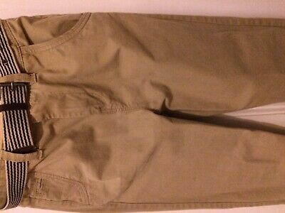 NEXT Boys Chinos Trousers age 12