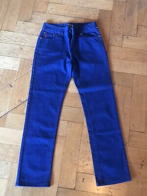 Boys BNWT Blue Chinos By Polo Ralph Lauren Age 10