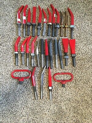 chisel Bit Lot Of 27