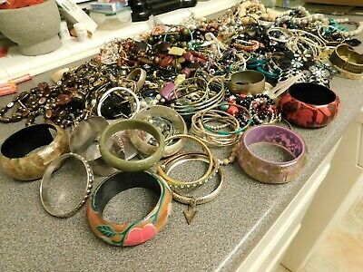 Large mixed collection of costume jewellery - approx 7kg in total