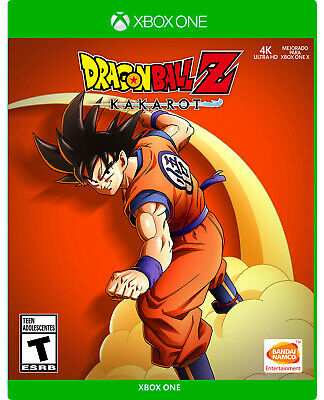 Dragon Ball Z Kakarot Xbox One(Digital Download/Leggi Descrizione)